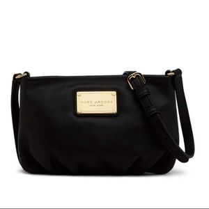 Marc Jacobs Black Leather Classic Crossbody